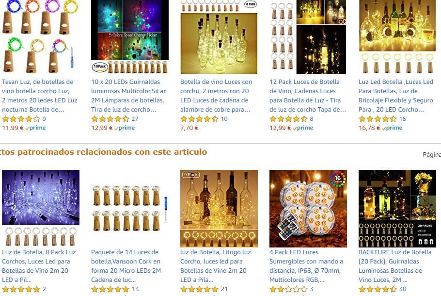 venta lamparas de vidrio original